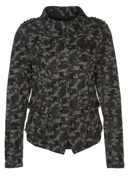Army jakke