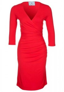 Røde kjoler