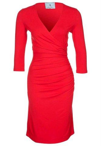 3 flotte røde kjoler