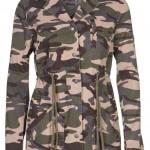 Militær jakke