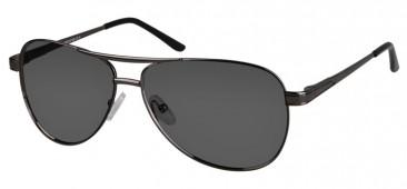 Fede solbriller med styrke