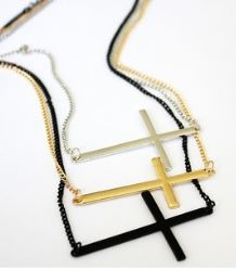 kors halskæder til kvinder - julegaveideer til hende