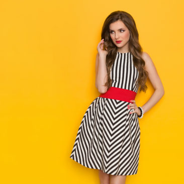 Find den perfekte kjole til sommerfesten