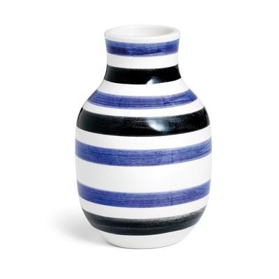 omaggio_vase_h125_black-violet_11502