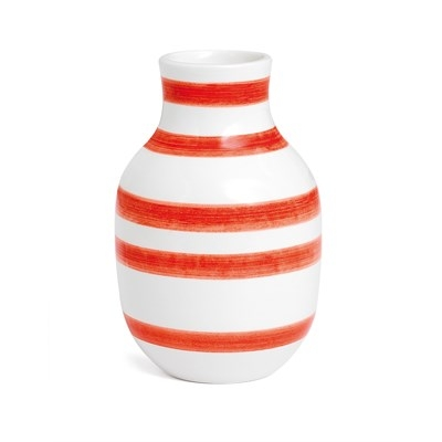 omaggio_vase_h125_fiery_red_12510