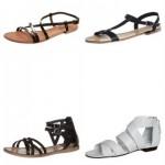 flade sandaler