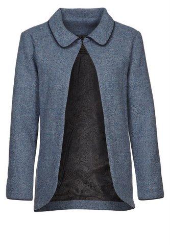 Tweed jakke