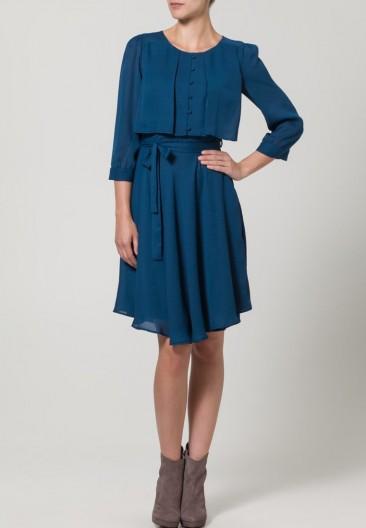 Blå kjoler