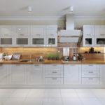 Den rette kokkenbordplade