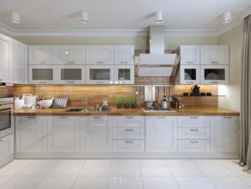 Den rette køkkenbordplade kan gøre meget for dit køkken